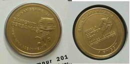 Malaysia 2017 1 Ringgit  29th Sea Games Brunei Singapore Thailand Myanmar 9th Asean NORDIC GOLD COIN (B.U.) Cambodia - Malaysia