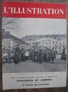 WW II : L'ILLUSTRATION : 1944 : PETAIN .  1° REGIMENT De FRANCE . CHIENS De GUERRE . AUTOMOBILES D'APRES-GUERRE . Etc - Journaux - Quotidiens