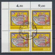 Duitsland/Germany/Allemagne/Deutschland 1980 4 Block Mi: 1066 Yt:  (Gebr/used/obl/o)(2720) - [7] Federal Republic
