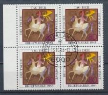 Duitsland/Germany/Allemagne/Deutschland 1983 4 Block Mi: 1192 Yt:  (Gebr/used/obl/o)(2721) - [7] West-Duitsland