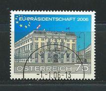ANK. 2599 Von 2006 Rundgestempelt Siehe Scan - 1945-.... 2. Republik