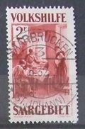 Altsaar - Michel 155 Gest. - 1920-35 Saargebiet – Abstimmungsgebiet