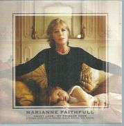 """CD  MARIANNE FAITHFULL - """" CRAZY LOVE """" + """" MY FRIENDS HAVE """" - Music & Instruments"""