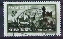 Altsaar - Michel 169 Gest. - 1920-35 Saargebiet – Abstimmungsgebiet