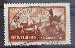 Altsaar - Michel 170 Gest. - 1920-35 Saargebiet – Abstimmungsgebiet