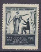ASSOCIATION FOR THE WELFARE OF THE BLIND - Erinnophilie
