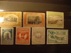 ROUMANIE  ROUMANIA   Lot  Ancien Classiques Stamps - Otros
