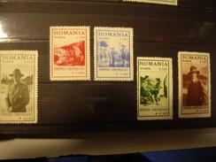 ROUMANIE  ROUMANIA  1931  Serie  Scoutisme  Ancien Classiques Stamps-SG - Otros