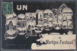 Carte Postale 35. Martigné-Ferchaud     Trés Beau Plan - Other Municipalities