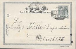 1904 Impero Austro-Ungarico - Italia - Tirolo - Imer - Primiero - Covers & Documents