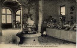 77 PROVINS - Ets Des Eaux Minérales - La Source Dite Fontaine Sainte-Croix, Découverte En 1648... - Provins