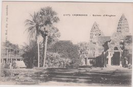 Asie: CAMBODGE :  Ruines D ' Angkon - Cambodia