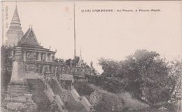 Asie: CAMBODGE :le  Pnom A  Pnom - Penh - Cambodia