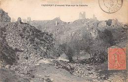 CROZANT - Vue Sur La Cedelle - Crozant