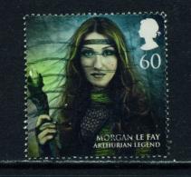GREAT BRITAIN  -  2011  Magical Realms  60p  Used As Scan - 1952-.... (Elizabeth II)