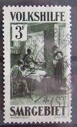 Altsaar - Michel 156 Gest. - 1920-35 Saargebiet – Abstimmungsgebiet