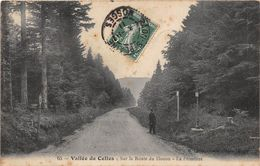 Vallée De Celles - Sur La Route Du Donon - La Frontière - Non Classés