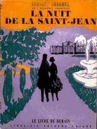 Le Livre De Demain N° 54 - La Nuit De La Saint-Jean - Georges Duhamel - Arthème Fayard - ( 1954 ) . - Livres, BD, Revues