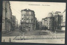 +++ CPA - BLANKENBERGE - BLANKENBERGHE - Place Du Casino    // - Blankenberge