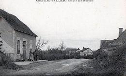 [03] Allier > Non Classés Chateau Sur Allier Route De Sancoins - Sin Clasificación