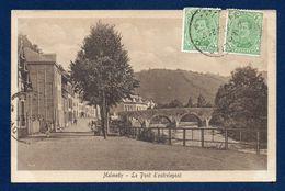 Malmédy. Le Pont D' Outrelepont. 1921 - Malmedy