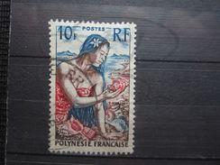 VEND BEAU TIMBRE DE POLYNESIE FRANCAISE N° 9 !!! - Polinesia Francese