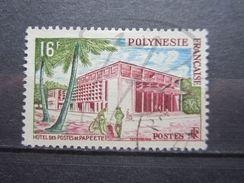 VEND BEAU TIMBRE DE POLYNESIE FRANCAISE N° 14 !!! - Polinesia Francese
