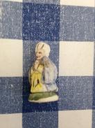 Feve Maurin Santon Roi Mage à Genou 3,6cm - Olds