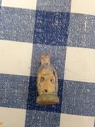 Feve Couleur Terre Maurin Santon Roi Mage à Genou 3,4cm - Olds