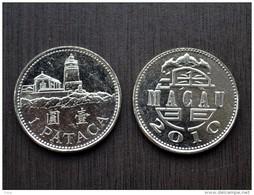 Macau ( Macao) 1 Pataca 2010 . Km57, 1PCS . UNC, Asian Coin - Macao
