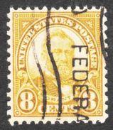 United States - Scott #640 Used (3) - Stati Uniti