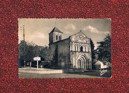 17  SAINT CESAIRE  EGLISE  1967 - Autres Communes