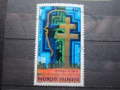 VEND BEAU TIMBRE DE POSTE AERIENNE DE POLYNESIE FRANCAISE N° 123 , XX !!! - Poste Aérienne