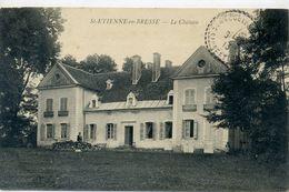71 - SAINT ETIENNE EN BRESSE - Le Château - Francia