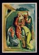 Noel Christmas Navidad Postal Stationery 1947 Portugal Presepe Child Mag Kings Gc2943 - Navidad