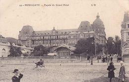 CPA - 14 - HOULGATE - Façade Du Grand Hôtel - 99 - Houlgate