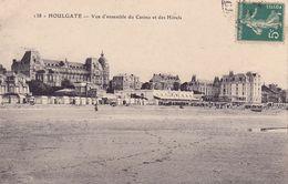 CPA - 14 - HOULGATE - Vue D'ensemble Du Casino Et Des Hôtels - 138 - Houlgate