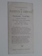 Lucienne DAEMS Kapel Zusters Van De Voorzienigheid Te Herenthals Den 20 Mei 1923 ( Zie Foto's ) ! - Communion