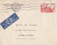 Lettre Maroc. - Maroc (1956-...)