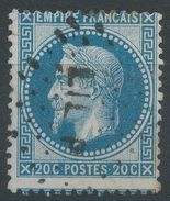 Lot N°36613   N°29, Oblit Losange LIL P Des Ambulants - 1863-1870 Napoleone III Con Gli Allori