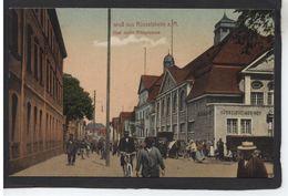 RUSSELSHEIM - Pause - Duitsland