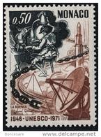 MONACO 1971 -  N° 856 - NEUF ** - Monaco