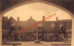Godshuis St-Blasius - Roodestraat - Antwerpen