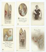 17 Images Religieuses - Communion , Communiante - Glaube, Religion, Kirche