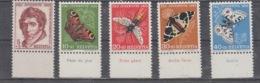 SWITZELAND MNH** MICHEL 618/22 PRO JUVENTUTE 1955 - Pro Juventute