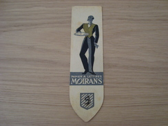 MARQUE PAGE PAPIER A LETTRES MOIRANS - Bookmarks