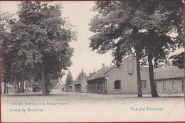 Camp Van Beverloo Vue Des Casernes Belgian Army Military Barracks Officer's Dwelling Kaserne Belgisch Leger Kazerne 1909 - Leopoldsburg (Kamp Van Beverloo)