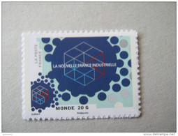 2014   NO 1069  * *     LA NOUVELLE FRANCE INDUSTRIELLE   TARIF MONDE - Adhésifs (autocollants)