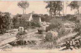 Cpa 59 COUSOLRE  Carrière De Marbre Du Hameau De REUGNIES  , Peu Courante, Dos Simple, Vierge, TBE - France