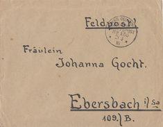 DR Brief Kaiserl. Deutsche Marine-Schiffspost Nr.136 Vom 21.3.18 - Deutschland